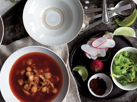 Why you'll want to make Pozole for your next fiesta!