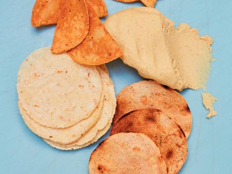 How to make corn tortillas 101