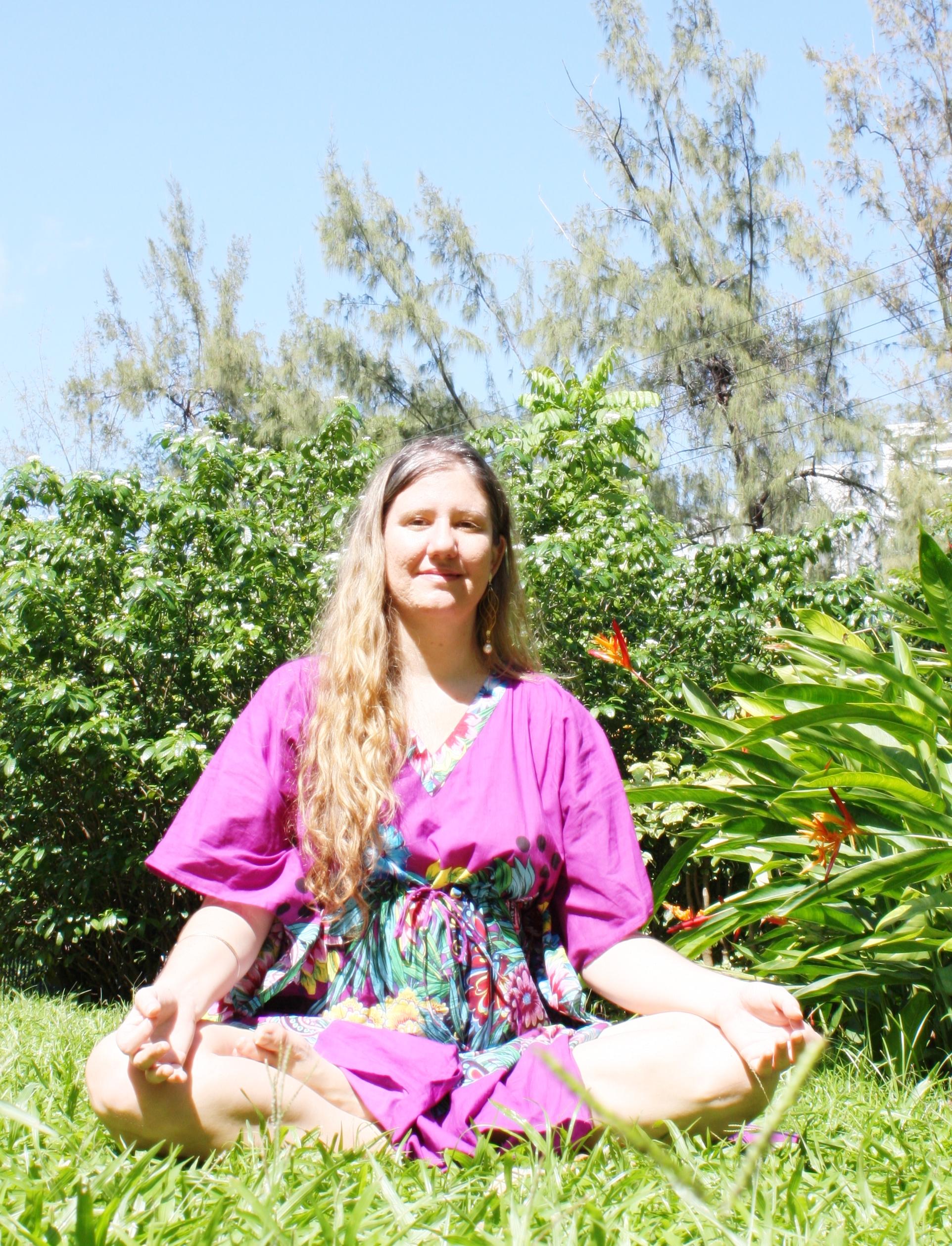 meditação...apenas ser...Eu Sou
