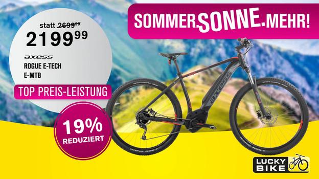 Lucky Bike Aktionsprodukt