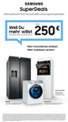 Aktion Samsung Super Deals