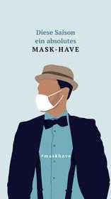 Animation der BTE Kampagne #maskhave