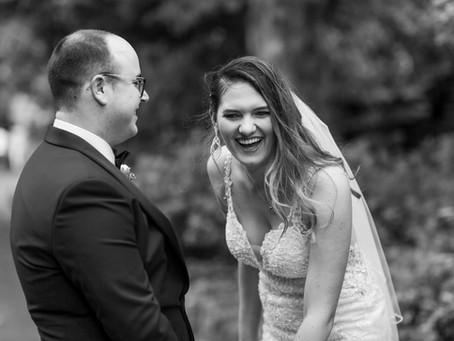 Amber & Josh's wedding at White Knight receptions in Maribyrnong