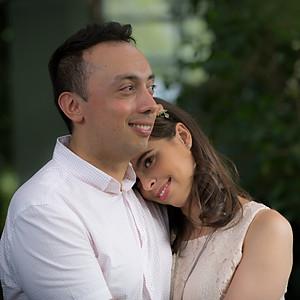 Renee & Cesar's pre-wedding shoot