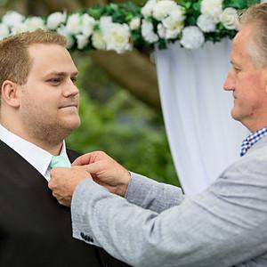 Amy & Ryan's wedding