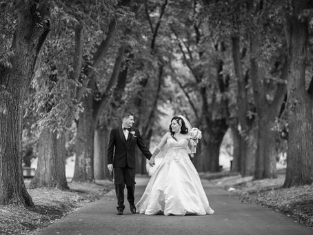 Byanca & Brett's wedding at Manor on High, Epping