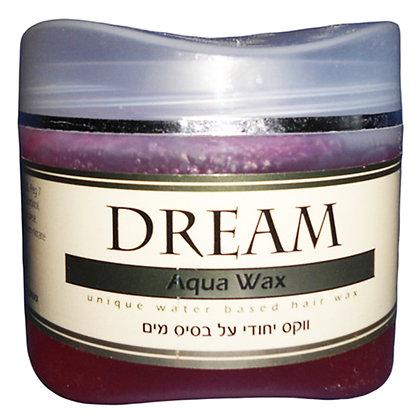 אקווה ווקס על בסיס מים DERAM Aqua Wax