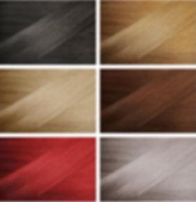 סוגי שיער - נונה תוספות שיער