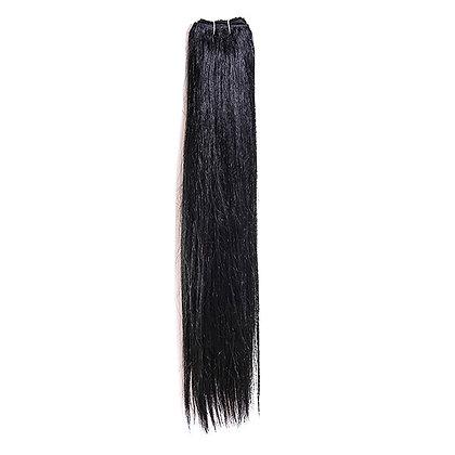 טרס תסרוקות עם קליפסים - שיער שחור