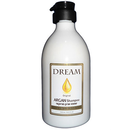 שמפו ארגן מרוקאי DREAM ARGAN Shampoo
