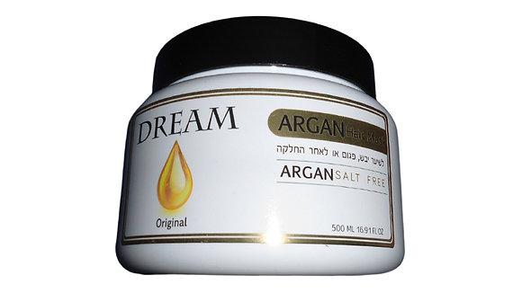 דרים מסכת ארגן DREAM ARGAN Hair Mask