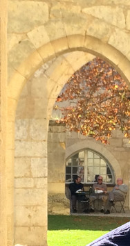 The Cordeliers, Saint emilion