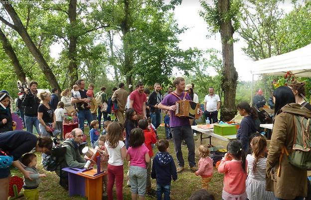 Festival les bons plants de Villeurbanne/Cie Alfred de la Neuche