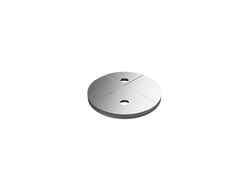 NV320-213 Vision 320 Standard Gas Diffuser Plate