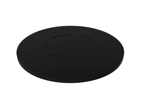 NV320-200G-150 Vision 320 Graphite Coverplate (150mm cutout)