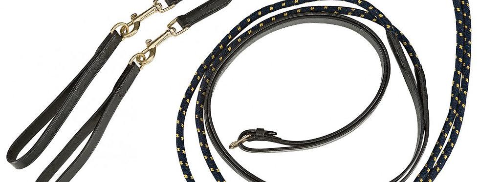 Lippo Gramantygel Basic i läder och rep.