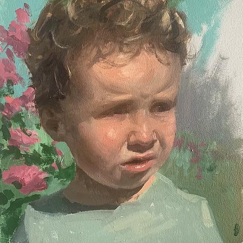 Portrait Painting Ticket