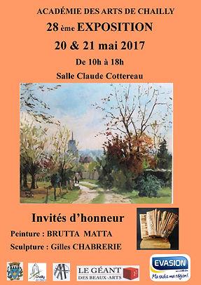 Académie des arts Chailly
