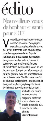 """Macro Photographie"" ""Sophie Panaget"""