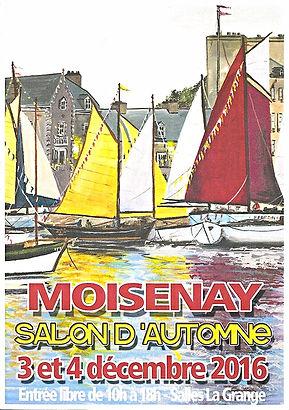 """salon d'automne Moisenay """"sophie panaget"""""""