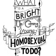 Bright Young Homosexual