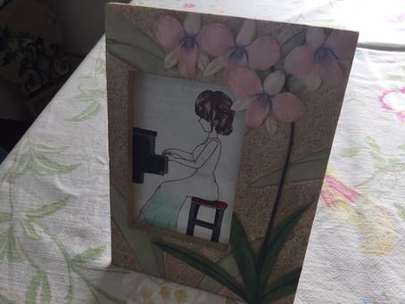 ピアノを通してのご近所のお友達~A letter from my neighborhood  friend