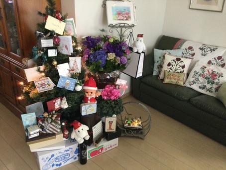 クリスマスイブにあなたを想う〜Thinking of you on Christmas Eve!