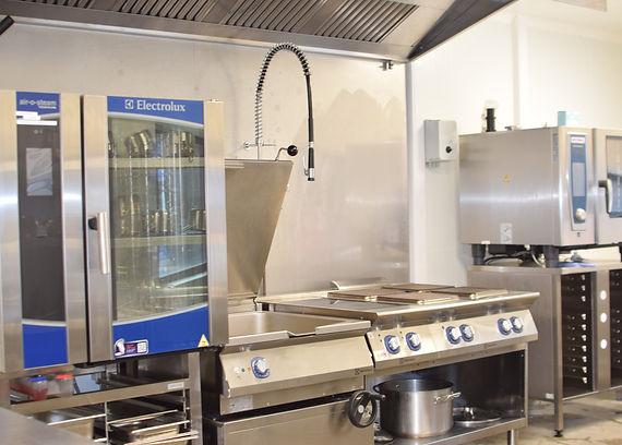 cuisine de production a louer