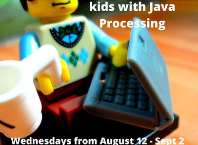 Object Oriented Programming for Kids with Java Processing