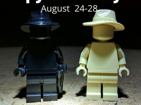 Spy Academy!  Online August 24-28