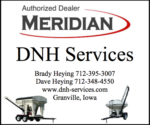 Meridian Seed Tenders And Fuel Trailers