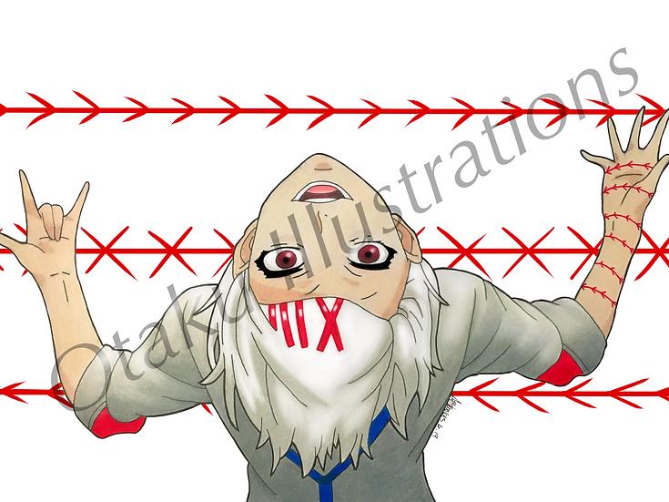Juuzou Digital Download (Tokyo Ghoul)