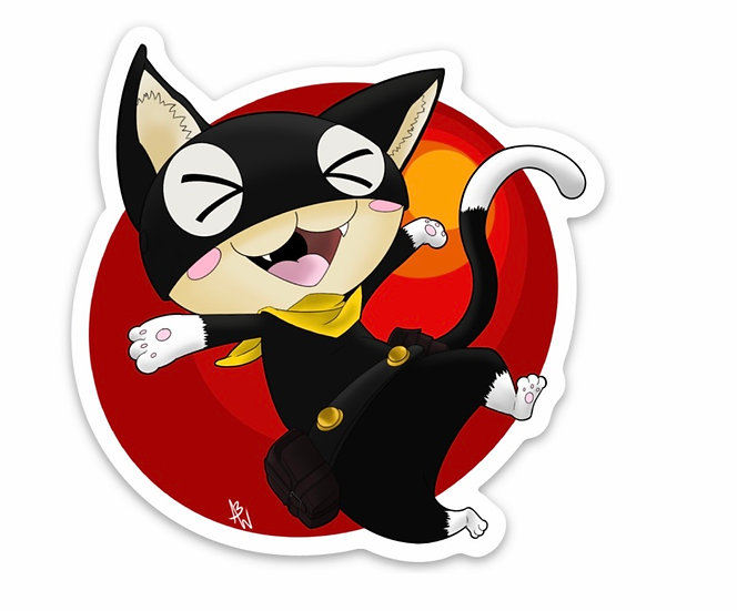 Mona Sticker (Persona 5)