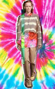 msgm fashion tie dye ss19