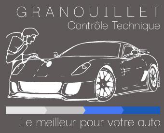 Contrôle Technique GRANOUILLET