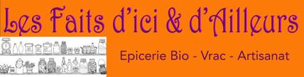 Boutique Les Faits d'Ici & d'Ailleurs