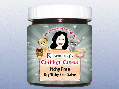 Itchy Free Skin Salve (6oz)