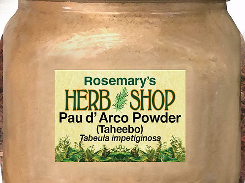 Pau d' Arco Powder