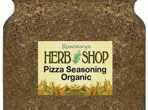 Pizza Seasoning Organic