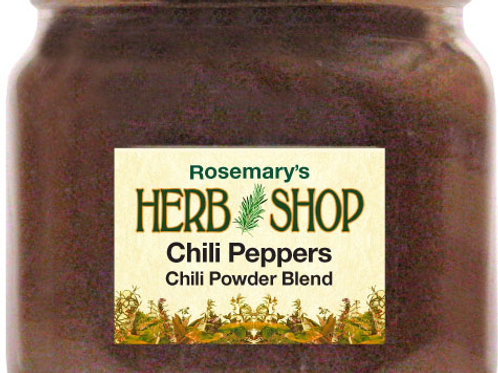 Chili Peppers Chili Powder Blend