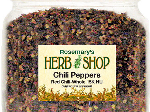 Chili Peppers, Red 15K HU