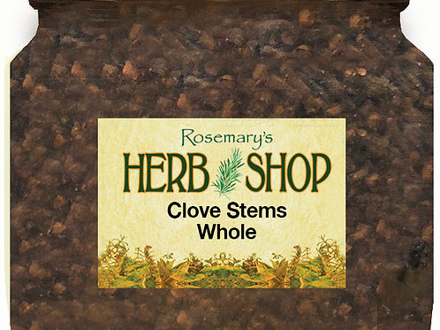 Clove Stems Whole