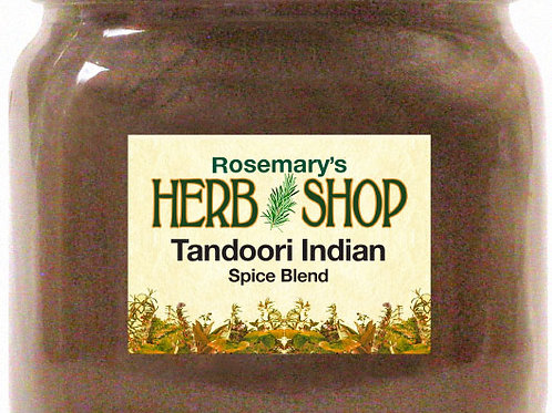 Tandoori Indian Spice Blend