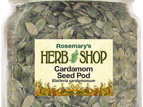 Cardamom Seed Pod