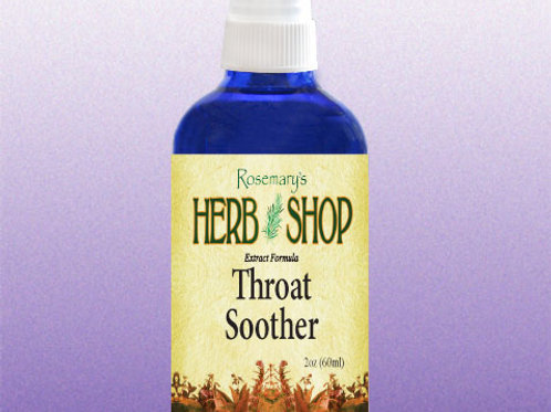 Throat Soother Spray