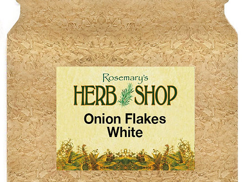 Onion Flakes, White