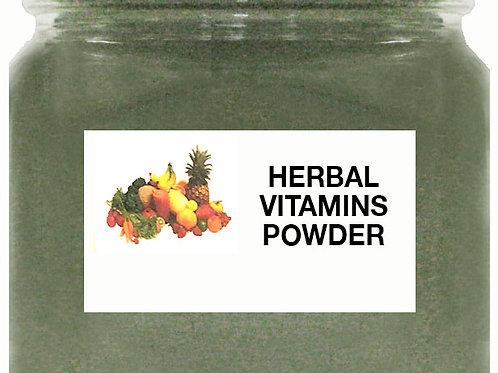 Herbal Vitamins Powder