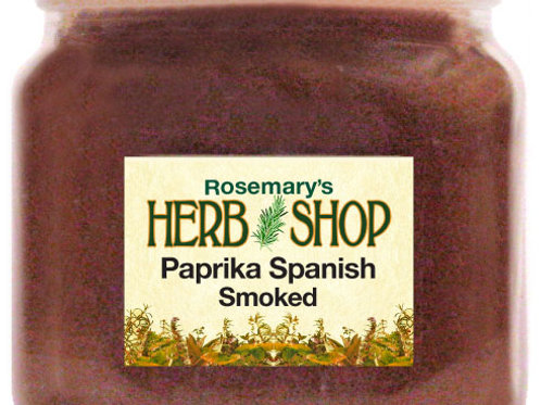 Paprika, Spanish Smoke