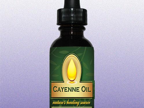 Cayenne Oil