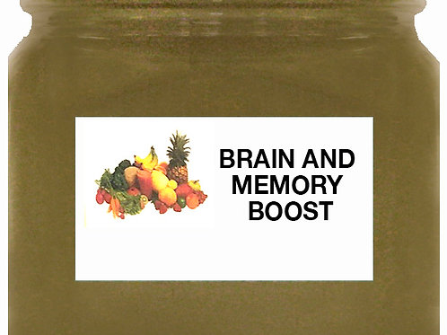 Brain and Memory Boost